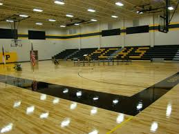 high school gymnasiums