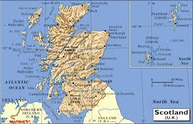 scotland atlas