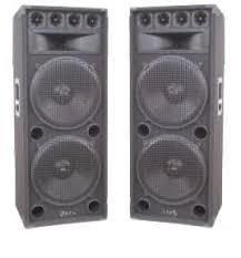 dj loudspeakers