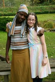 medieval african clothing