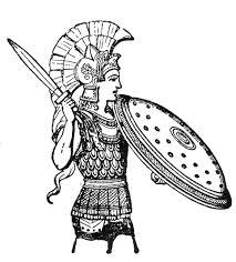ancient greek armor