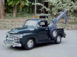 chevy tow trucks