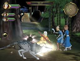 avatar ps2 game