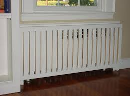 radiator enclosure