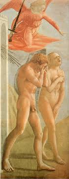masaccio expulsion from paradise