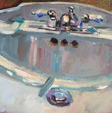 painting sink