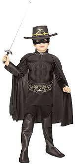 black cape costume