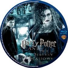harry potter 7 cd