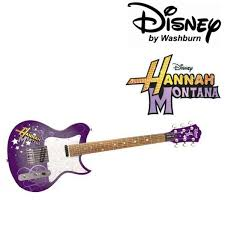 hannah montana electronic guitar