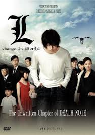 death note l change the world dvd