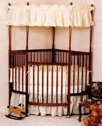 corner baby cribs