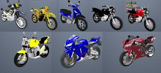 motos gta san andreas