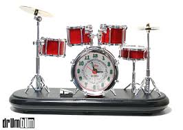 drum clocks