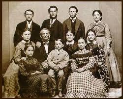 jesse james family