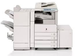 photocopier dimensions