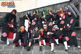 akatsuki cosplays