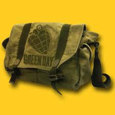 green day messenger bags