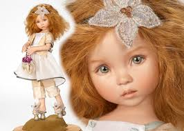 one of a kind doll
