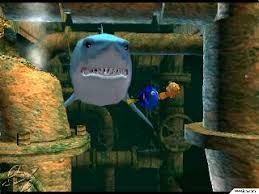 finding nemo the game