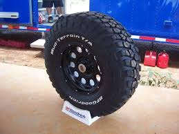 bf goodrich off road tires