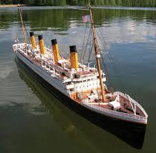 rms titanic models