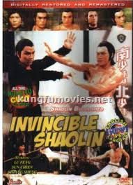 the invincible shaolin