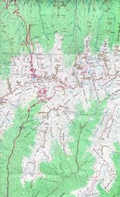 harta muntii fagaras