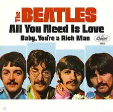 all you need is love beatles