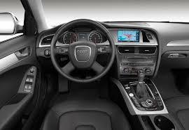 new audi a4 interior