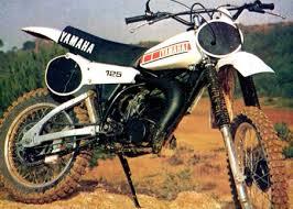 1980 yamaha yz 125