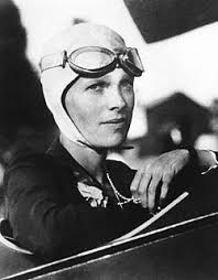amelia earhart aviation