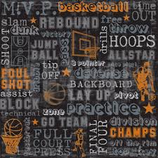 basketball paper