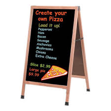 restaurant sign boards