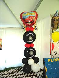 cars birthday decorations