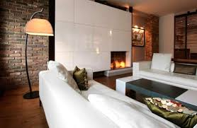 homes fireplaces