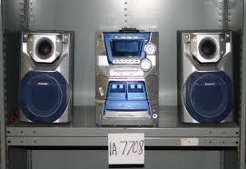 panasonic cd stereo systems