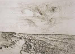 drawings of beach