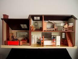 vintage doll houses