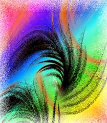 colourful abstract art