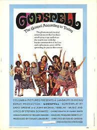 godspell posters