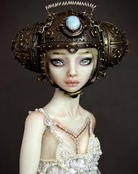 porcelain dolls head