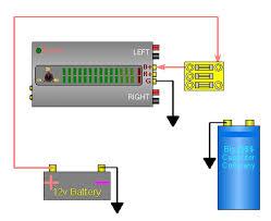 capacitors charging