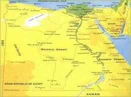 google map egypt
