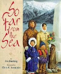 so far from the sea