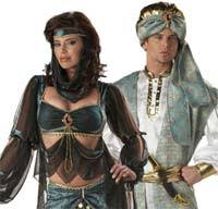 arabian night costume