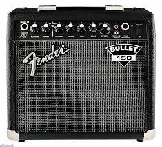 fender bullet 150 amplifier