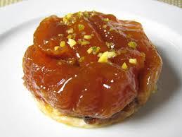 mini apple tart