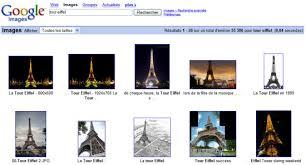 google recherche d images
