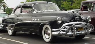 from a buick eight