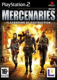 mercenaries playground